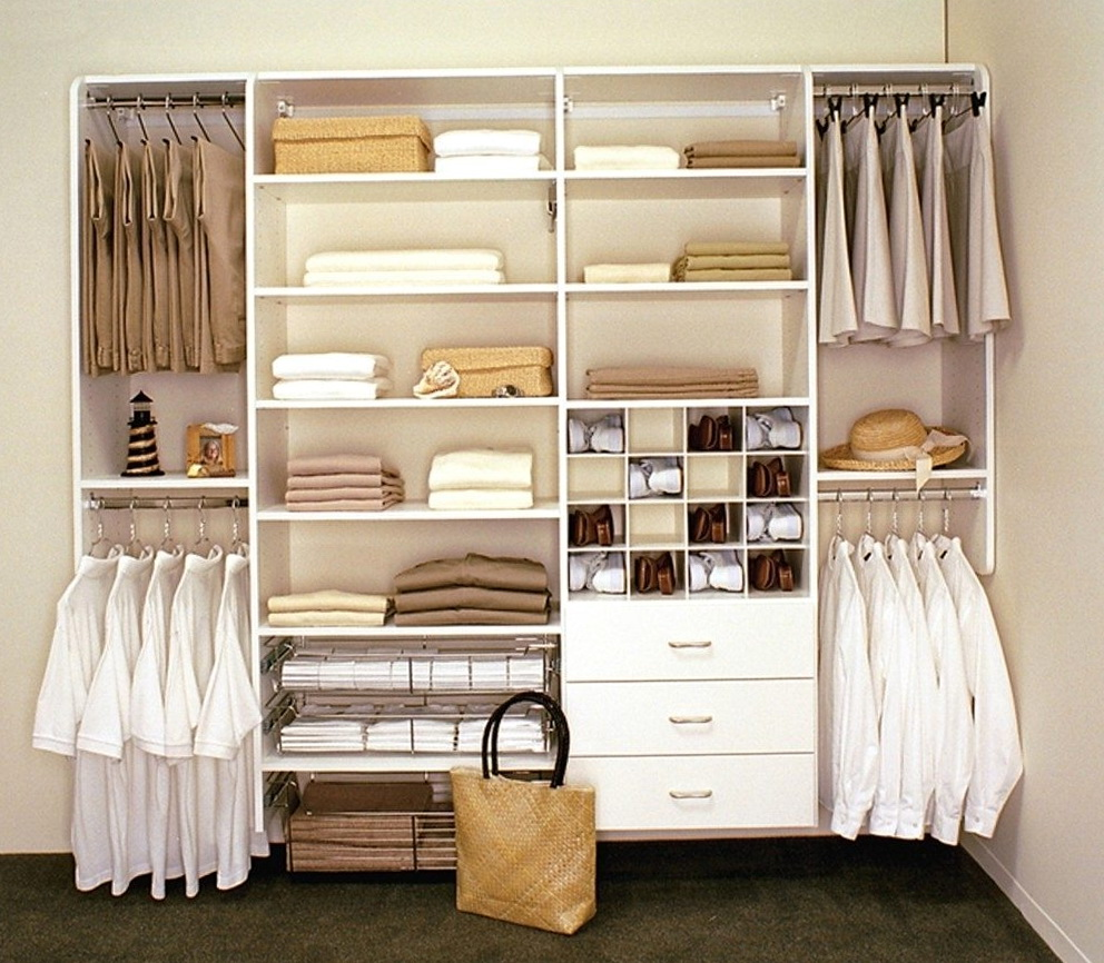 Allen Roth Closet Organizer Design Tool