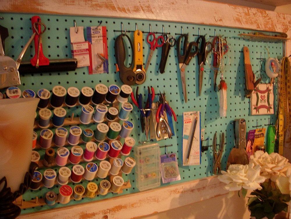 Art Supplies Organizer Storage