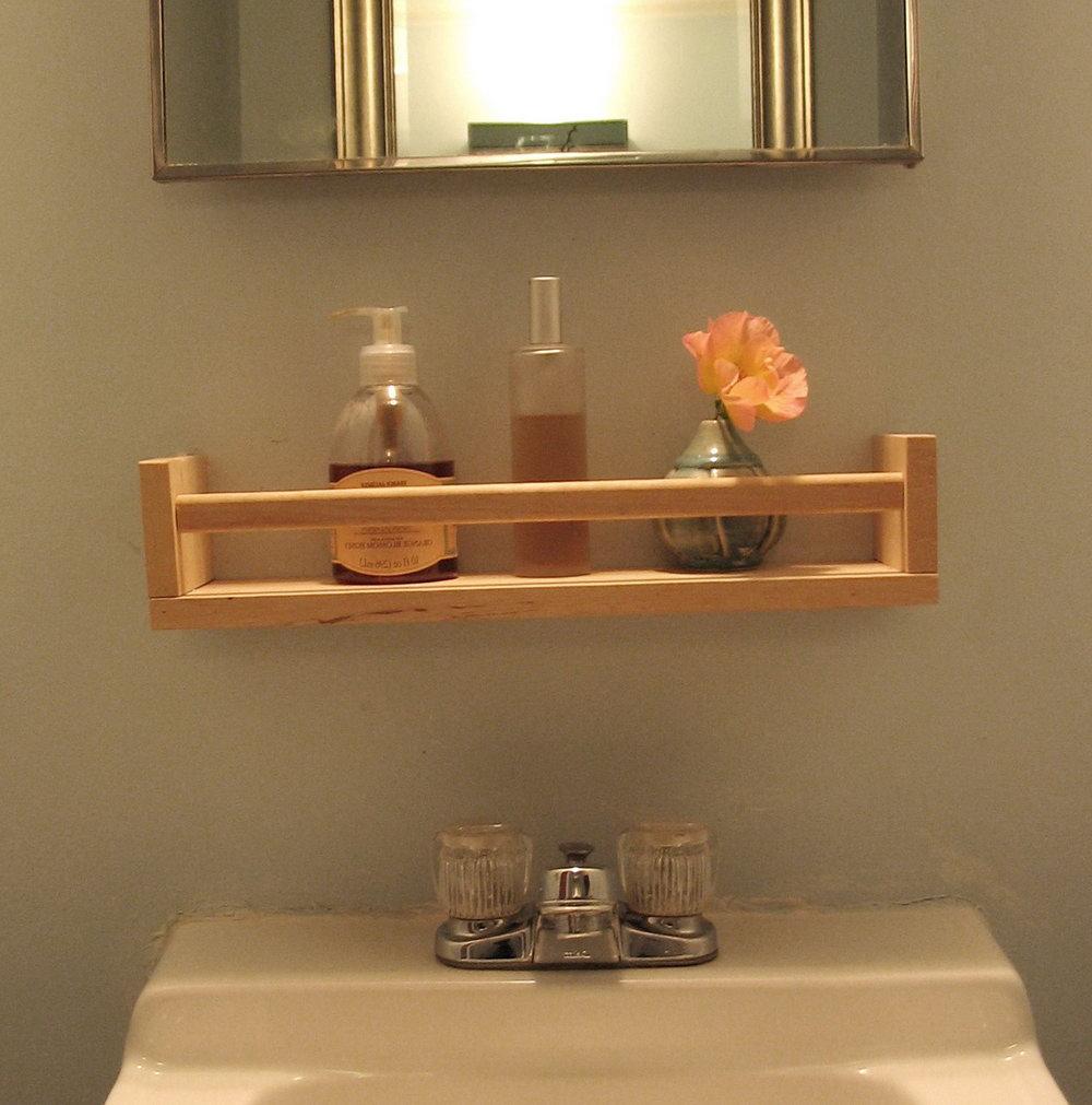 Bathroom Over The Sink Organizer