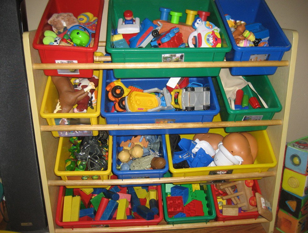 Best Toy Organizer System