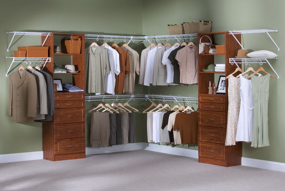 Build Your Own Closet Organizer System