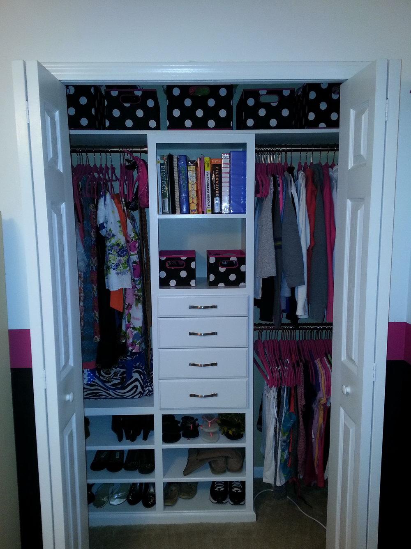 Closet Organizer Diy Ideas