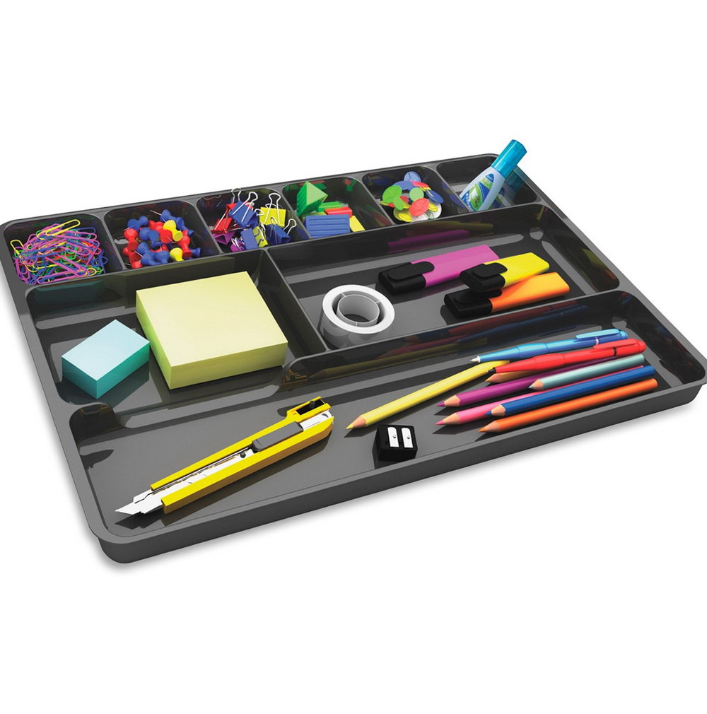 Desk Drawer Organizers And Accessories