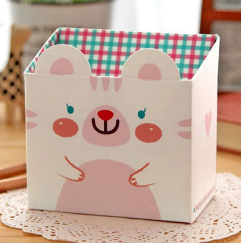 Diy Paper Organizer Box