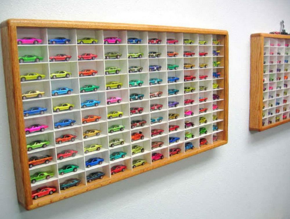 Diy Toy Car Organizer