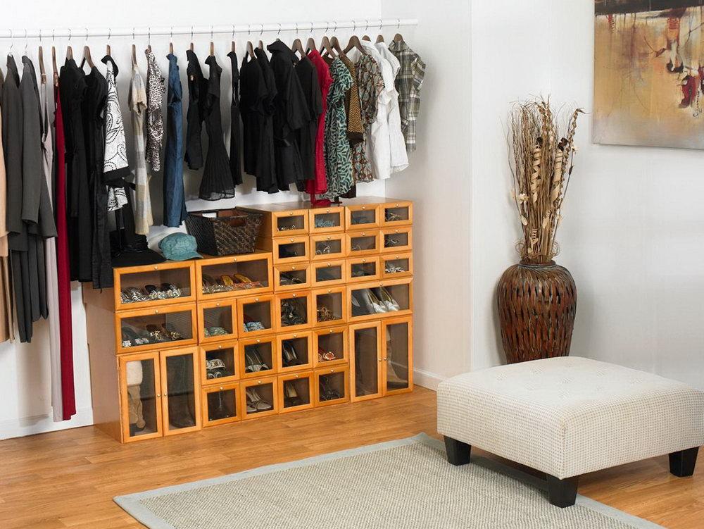 Easy Diy Closet Organizer
