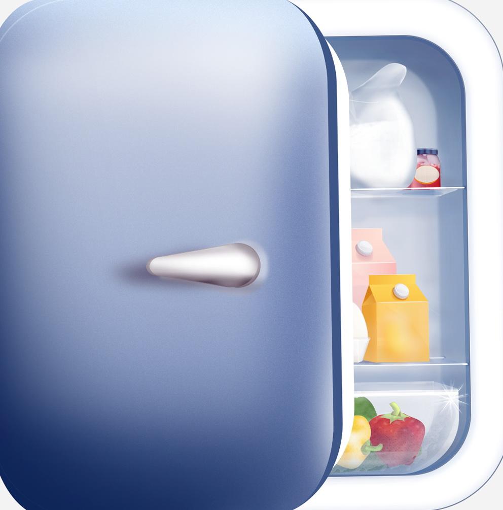 Electronic Recipe Organizer App