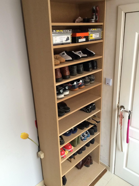Garage Shoe Organizer Ideas