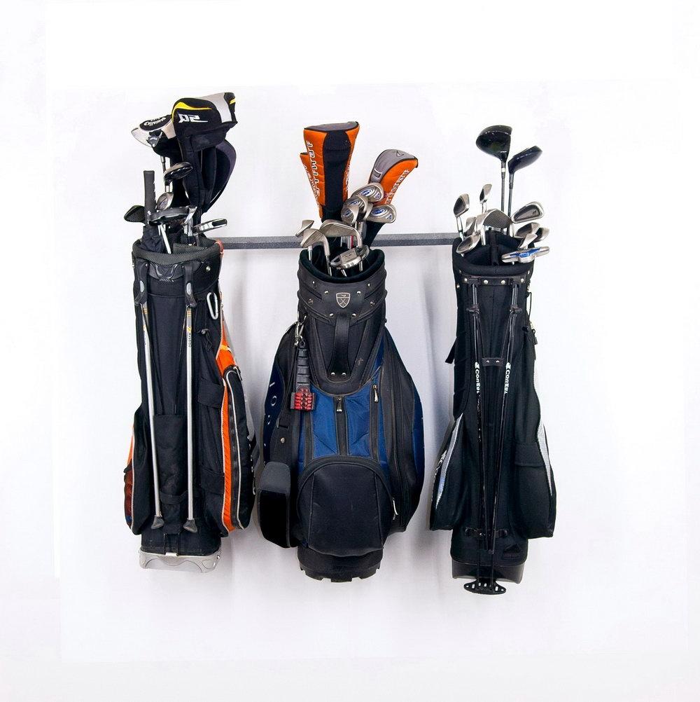 Golf Club Organizer For Garage