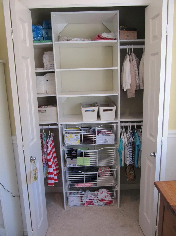 Home Depot Closets Organizers