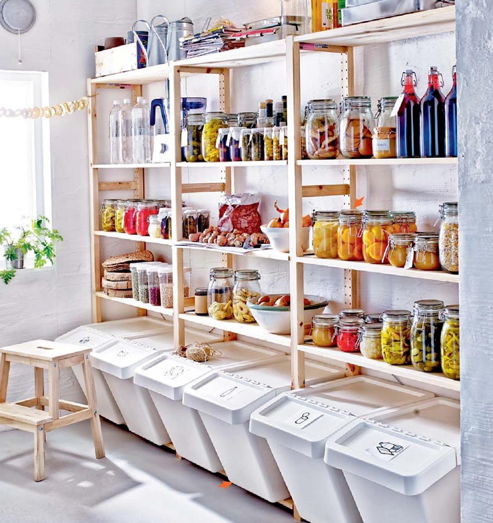 Ikea Kitchen Organizers Inside Kitchen Organization
