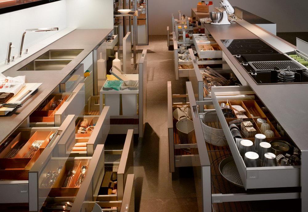 Kitchen Counter Organizer Ideas