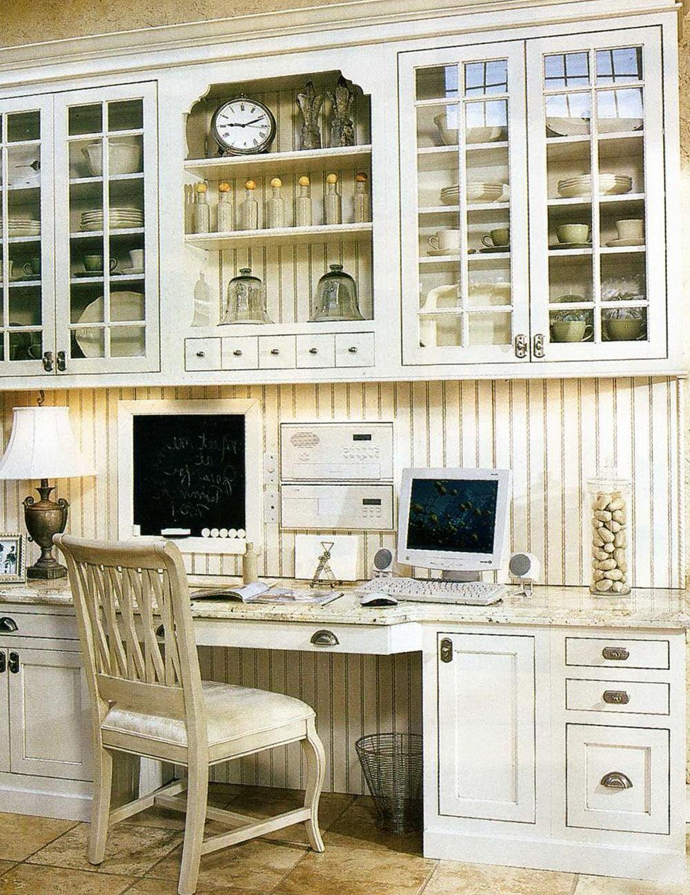 Kitchen Desk Organizer Ideas