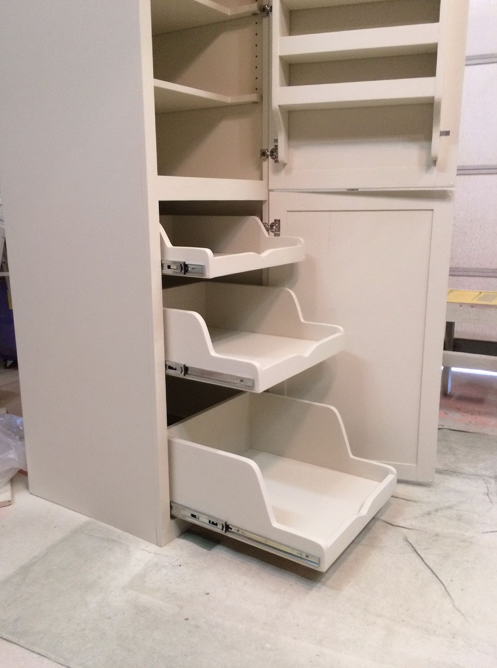 Kitchen Pantry Organizers Lowes
