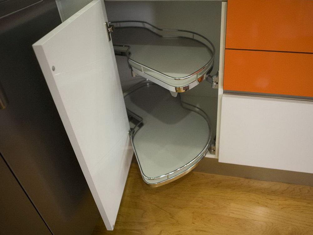 Lazy Susan Cabinet Organizers Kitchen