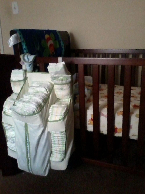Munchkin Diaper Change Organizer