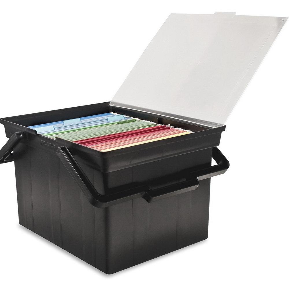 Office Supplies File Organizer