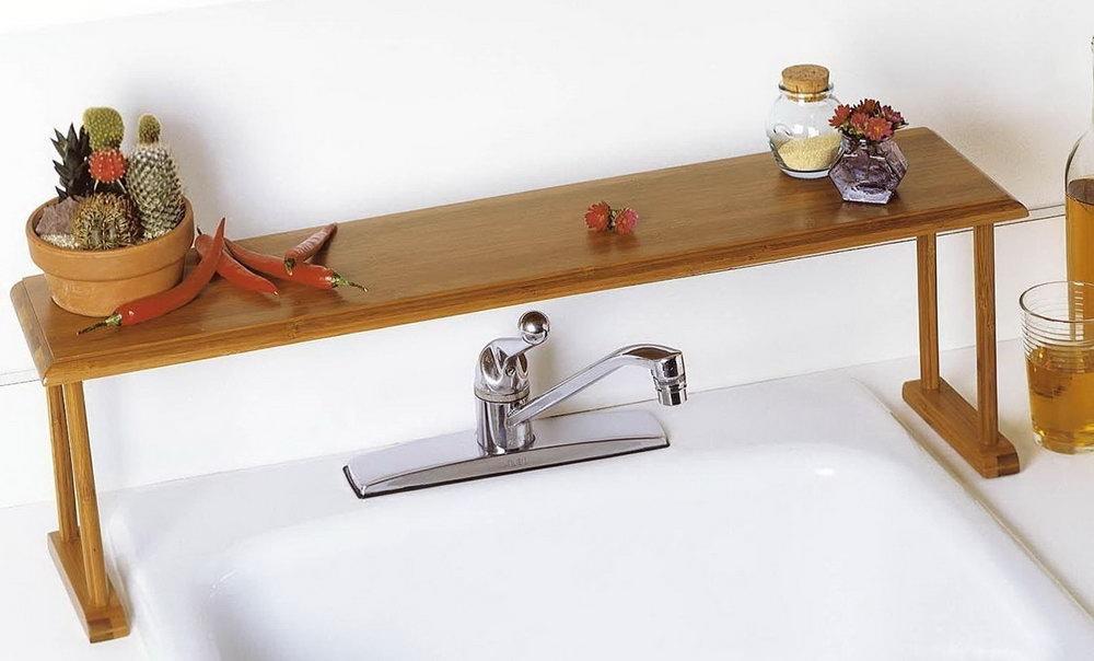 Over The Sink Organizer Kitchen