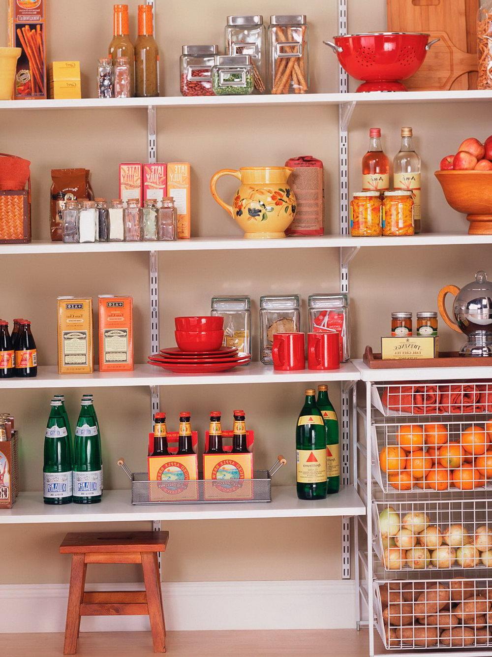 Pantry Closet Organizer Ideas