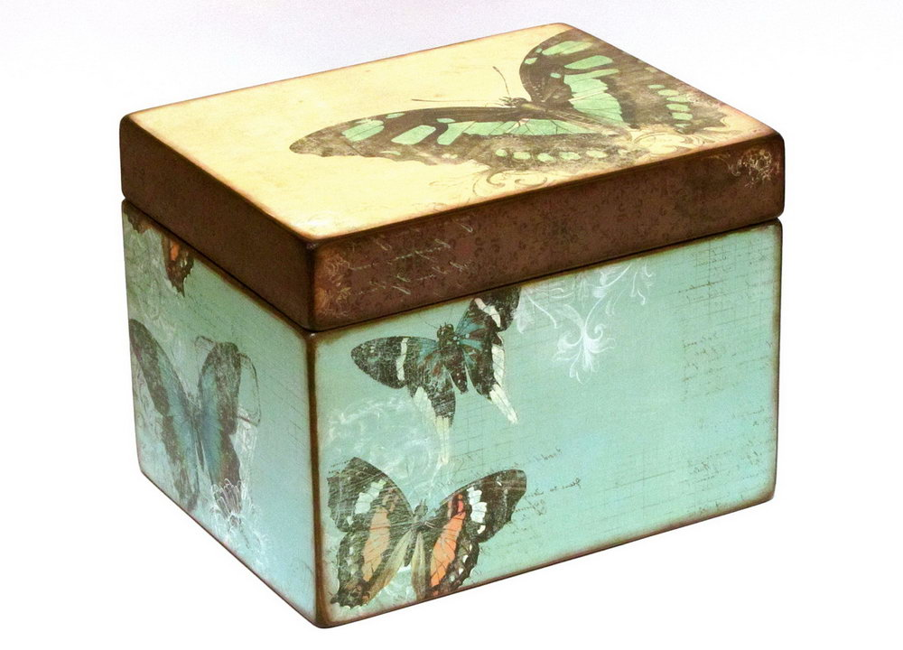 Playing Card Organizer Box