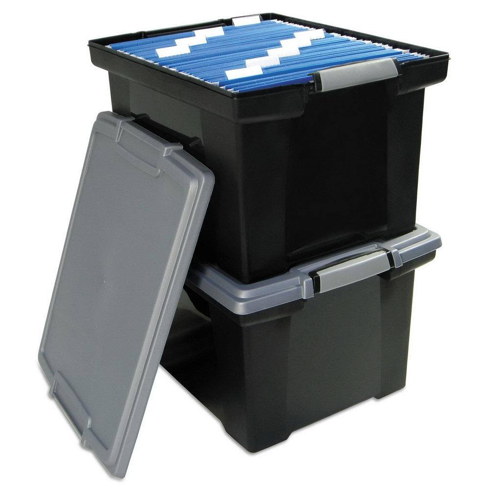 Portable File Organizer Bag