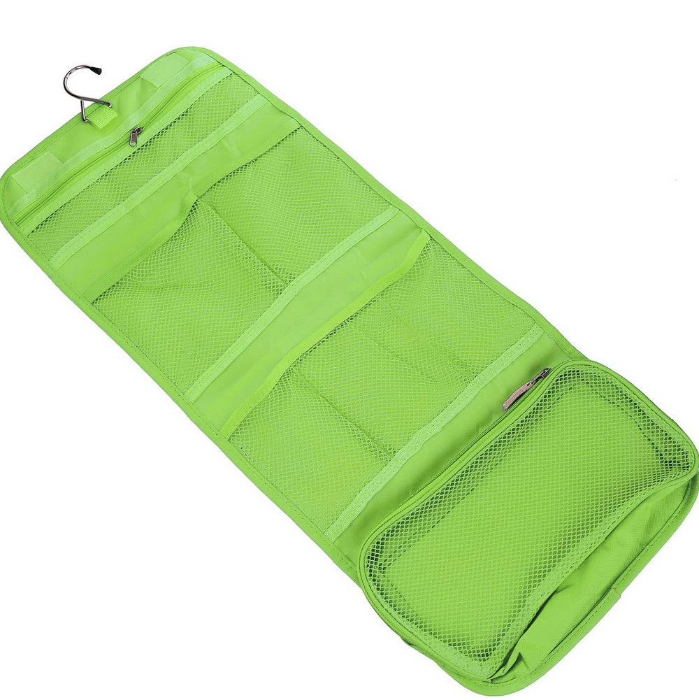 Roll Up Toiletry Organizer