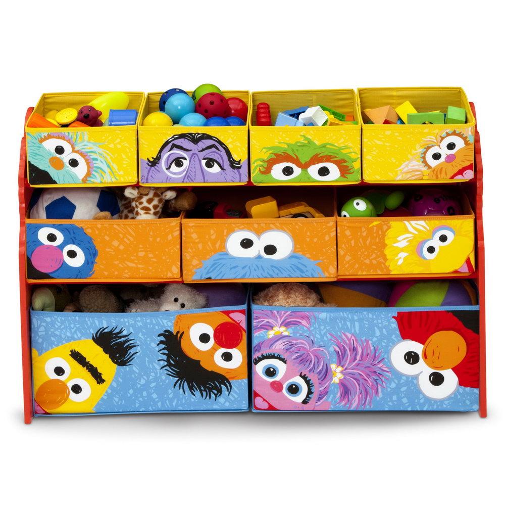 Sesame Street Toy Organizer Canada