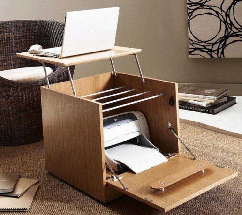 Small Desk Organizer Ideas