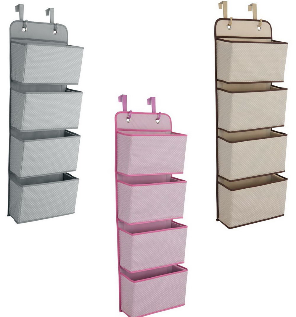 Wall Hanging Organizer With Pockets