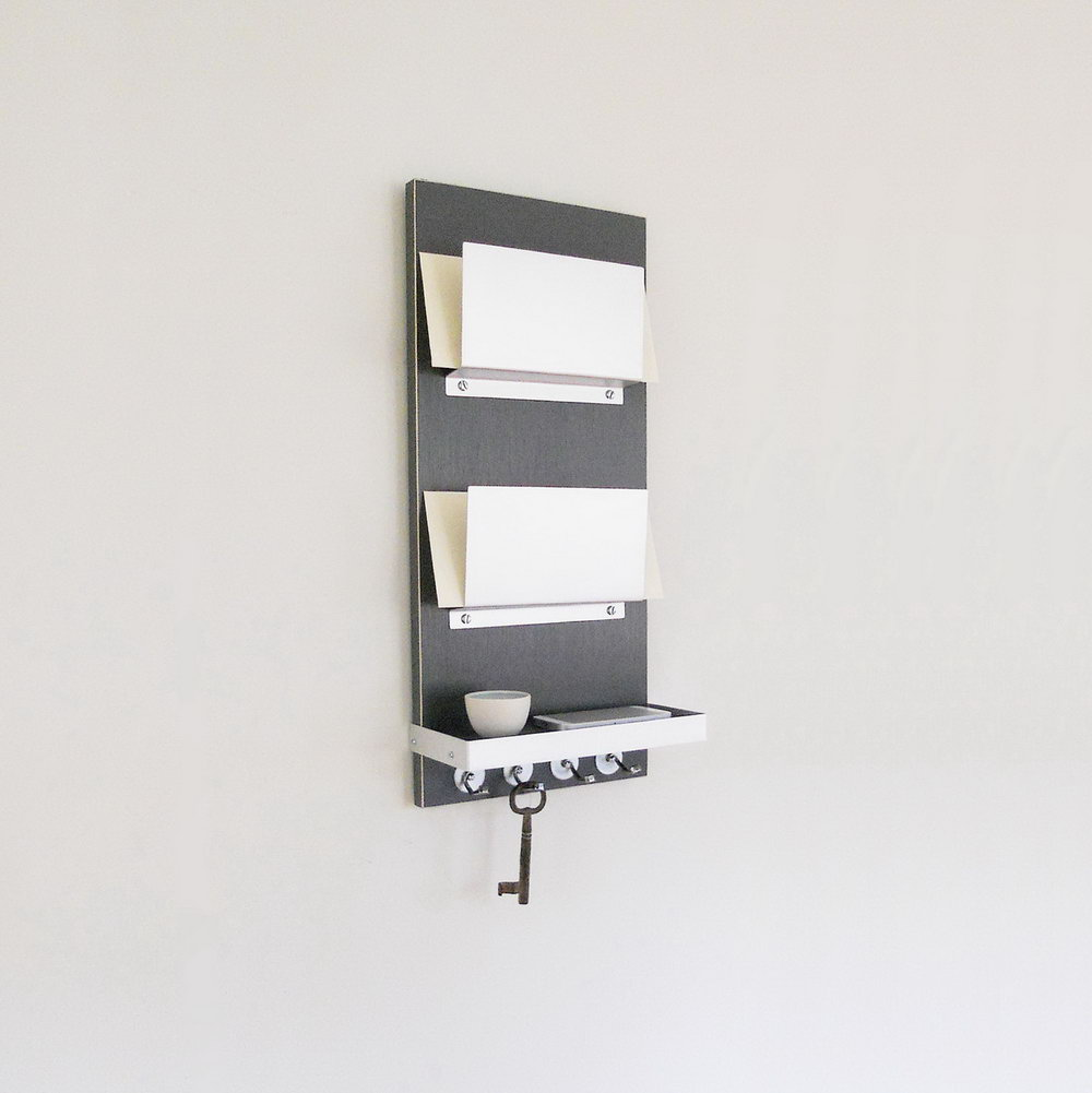 Wall Mounted Entry Organizer