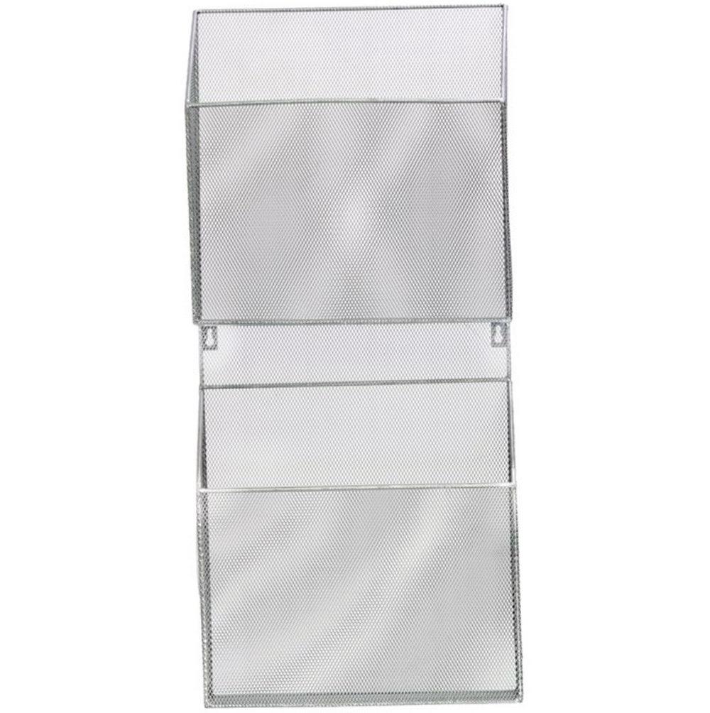 Wire Wall Pocket Organizer