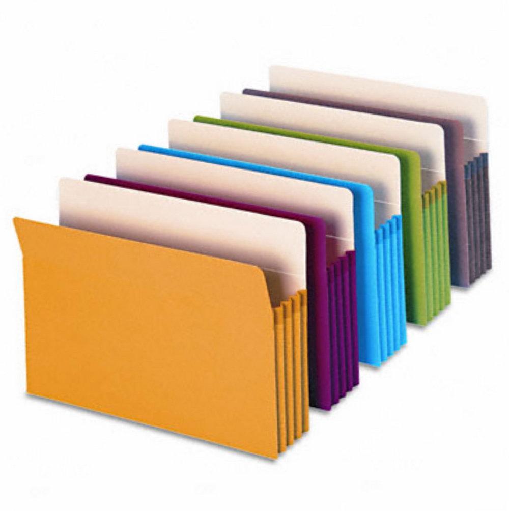 6 Pocket Folder Organizer