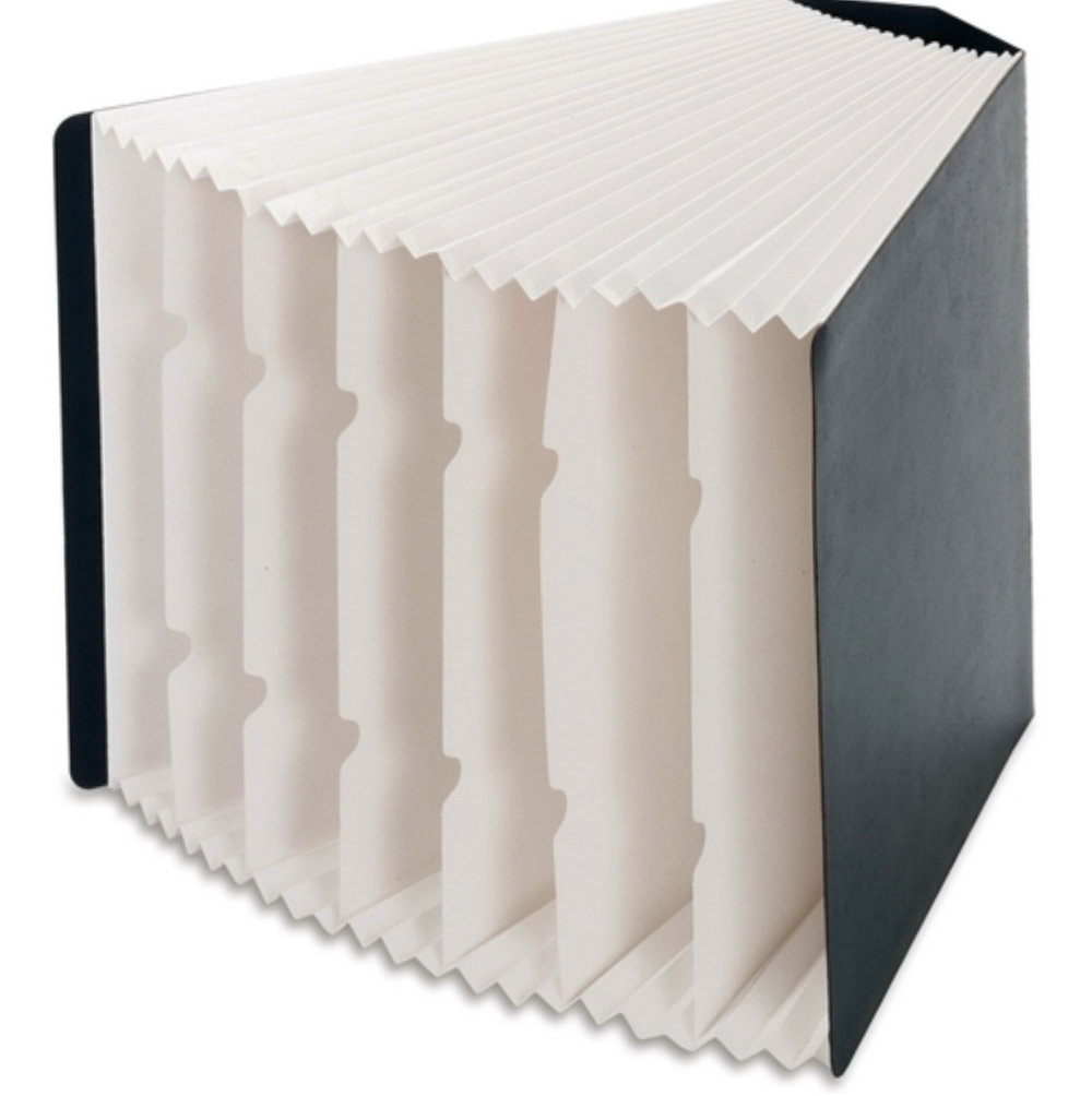 8 Pocket Organizer Folder