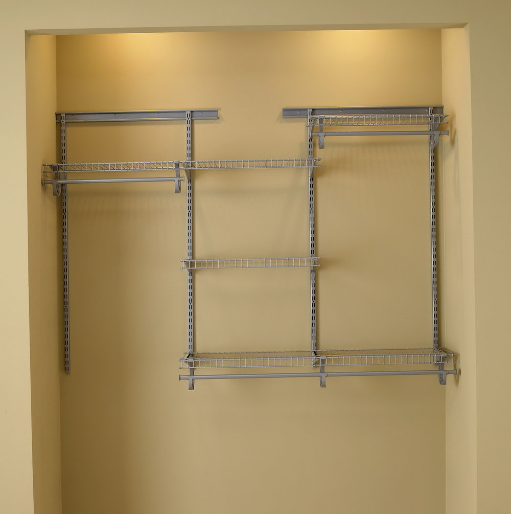 Adjustable Closet Organizer System