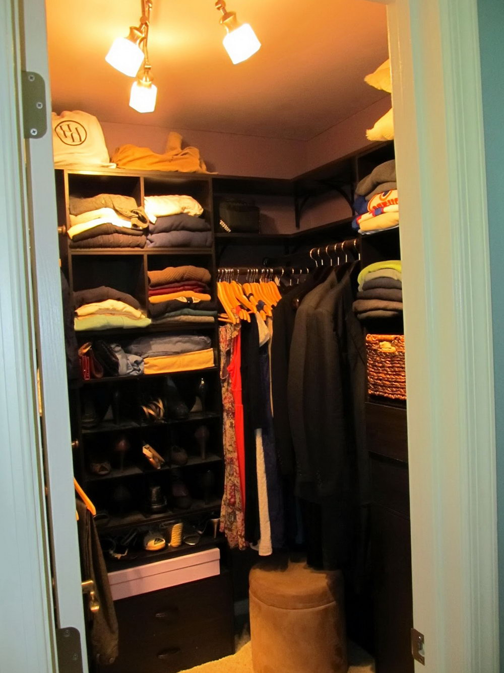 Allen And Roth Closet Organizers