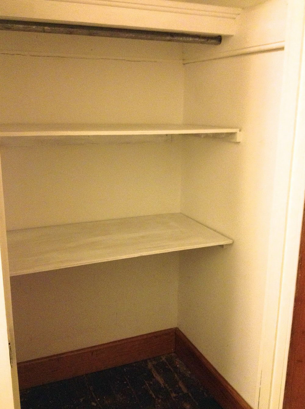 Building Closet Organizers With Plywood