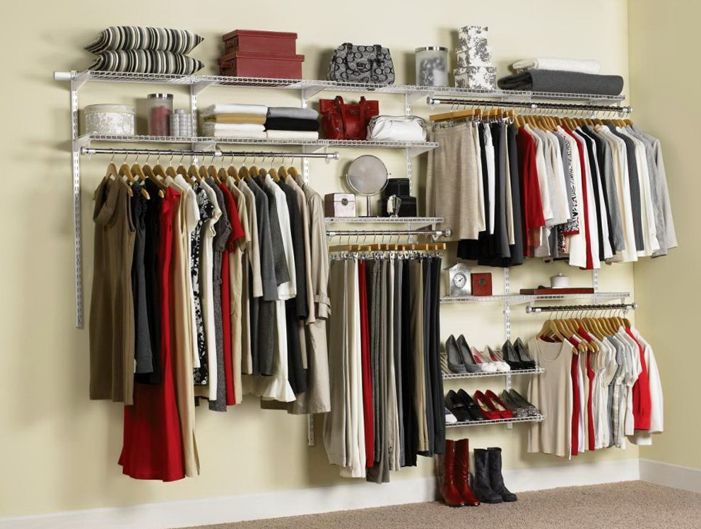 Cheap Closet Organizer Ideas
