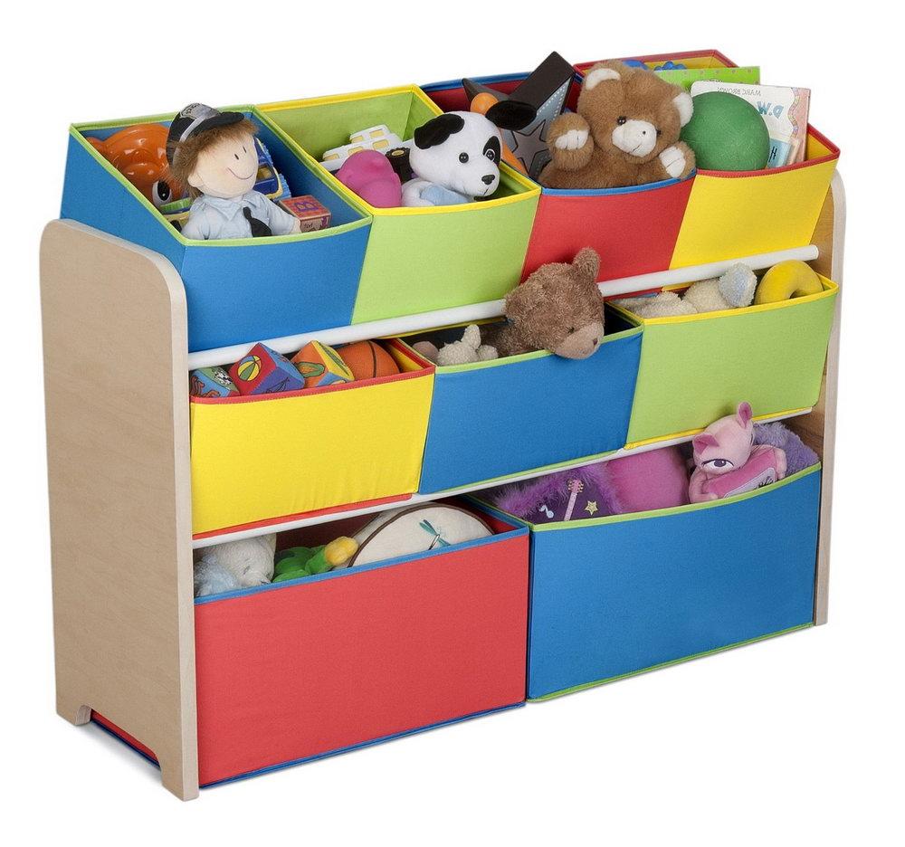 Child Toy Organizer Ideas