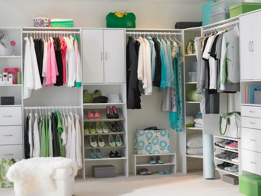 Closetmaid Corner Shelf Organizer