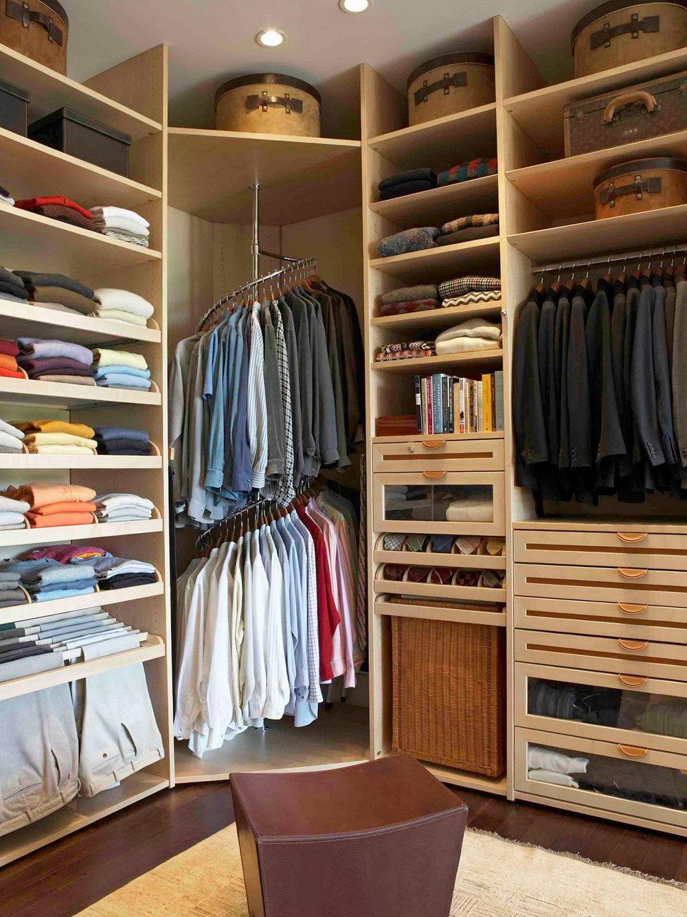 Corner Storage Shelf Organizer