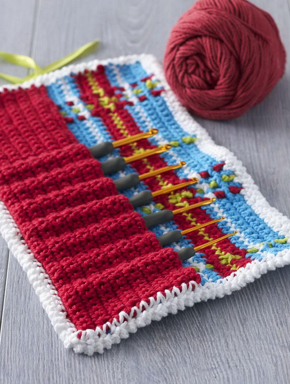 Crochet Organizer Pattern Free