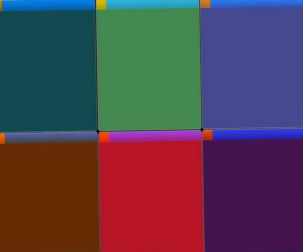 Cute Desktop Organizer Wallpaper