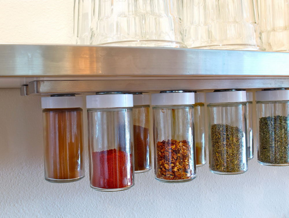 Diy Spice Organizer Ideas