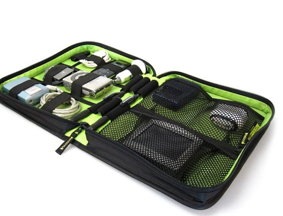 Electronic Cord Organizer For Travel