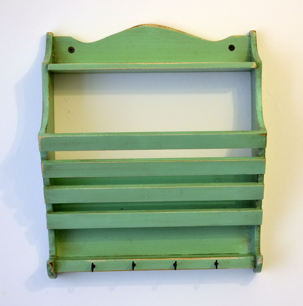 Key And Mail Organizer Wall Mount