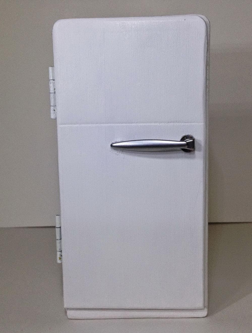 Magnetic Refrigerator Door Organizer