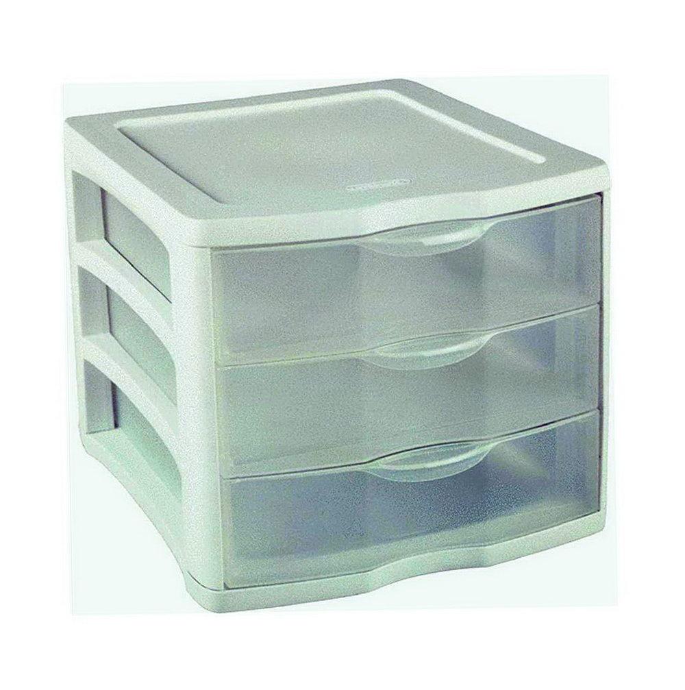 Mini Plastic Drawer Organizer
