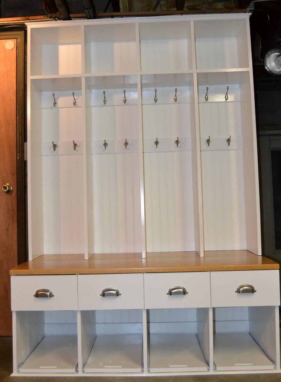 Mudroom Organizers Furniture