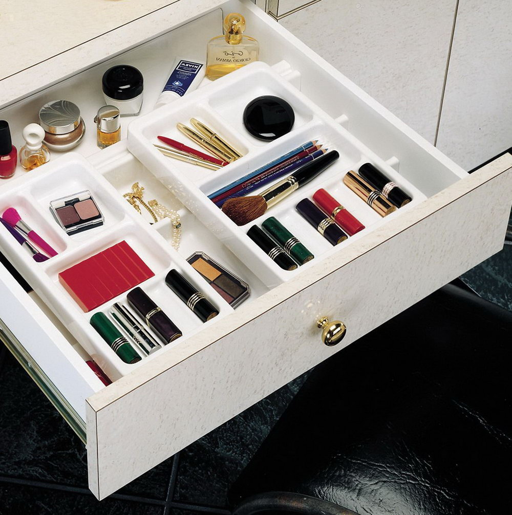 Organizers For Makeup Drawers