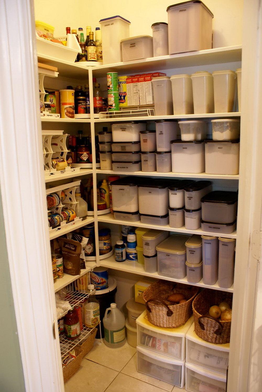 Pantry Shelf Organizer Tier